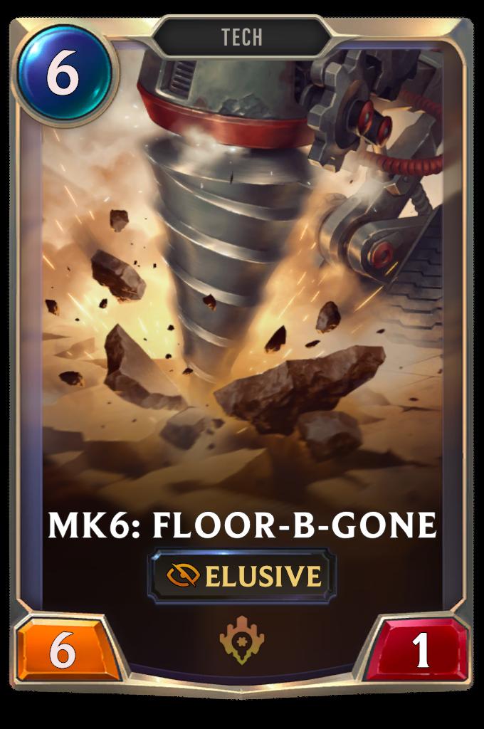 Mk6: Floor-B-Gone