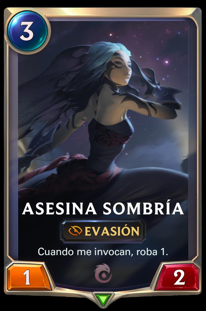 Asesina Sombría