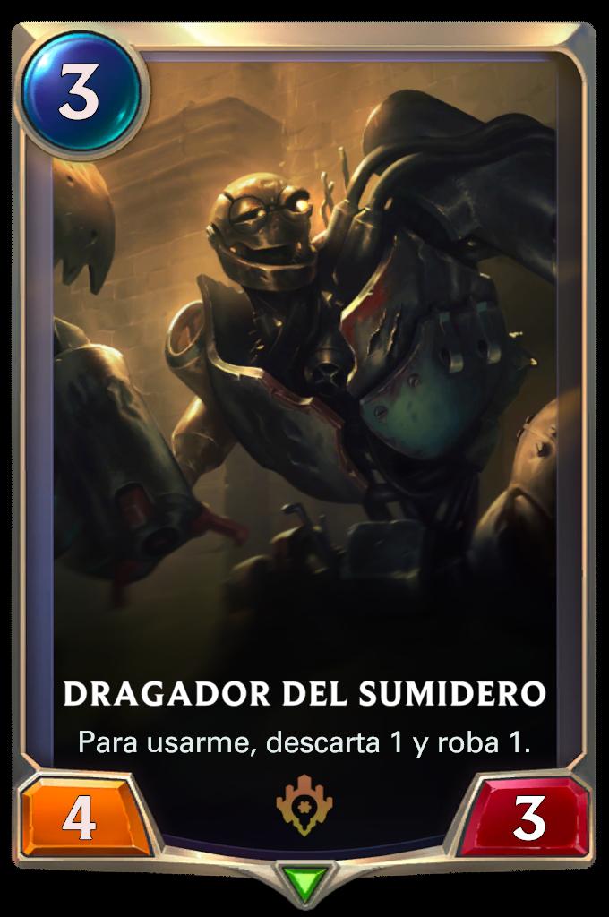 Dragador del Sumidero