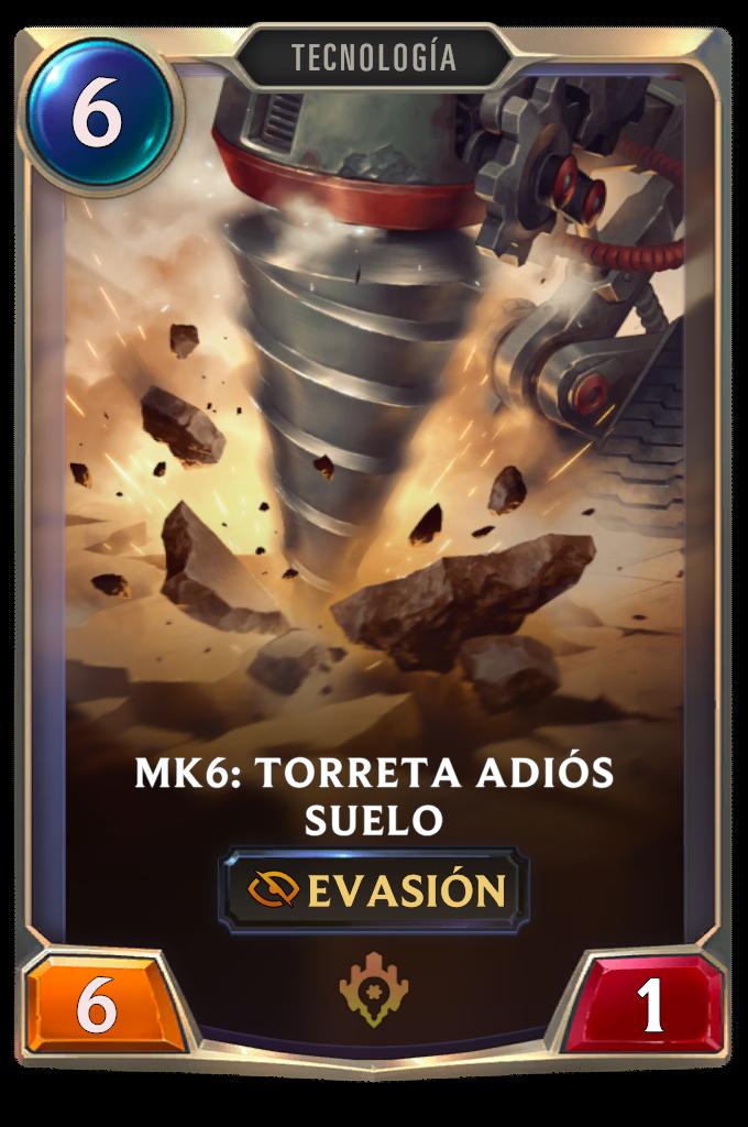Mk6: Adiós suelo