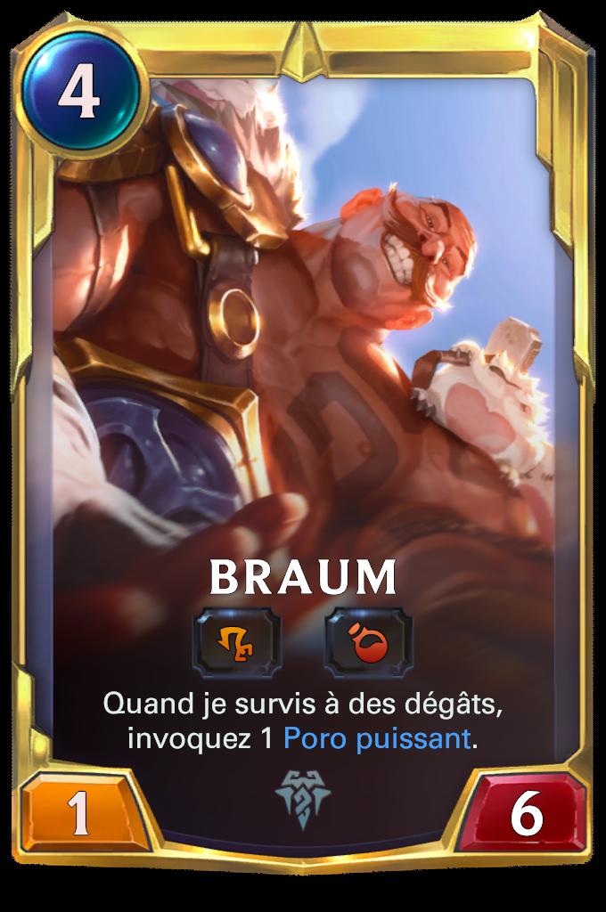 Braum (niveau 2)