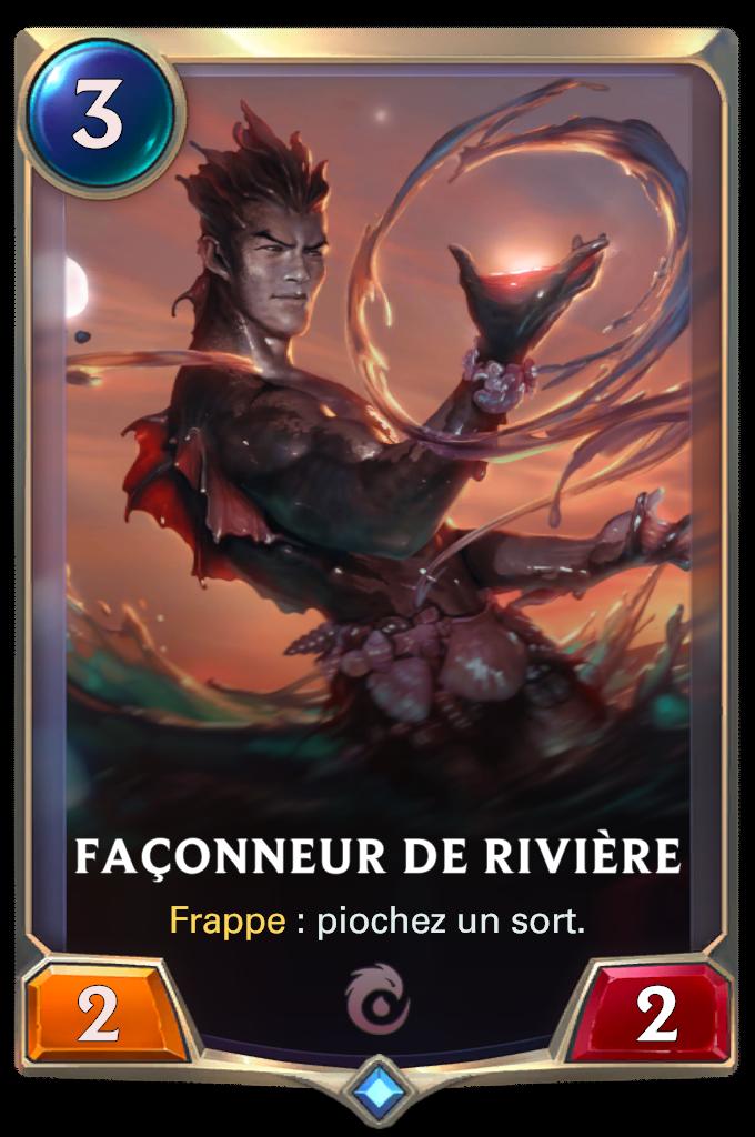 Façonneur de rivière