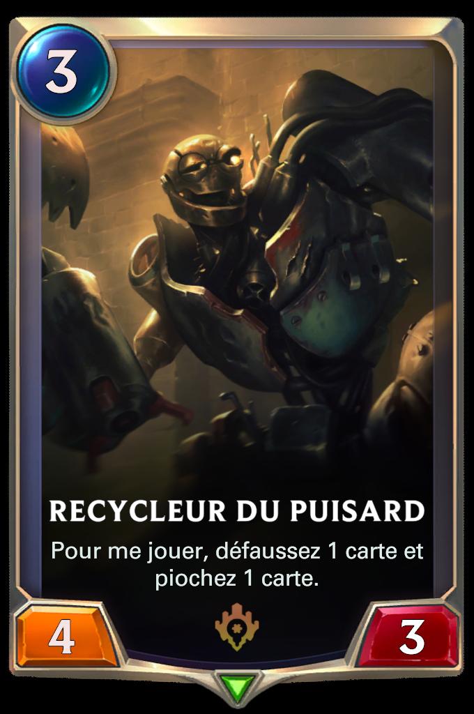 Recycleur du Puisard