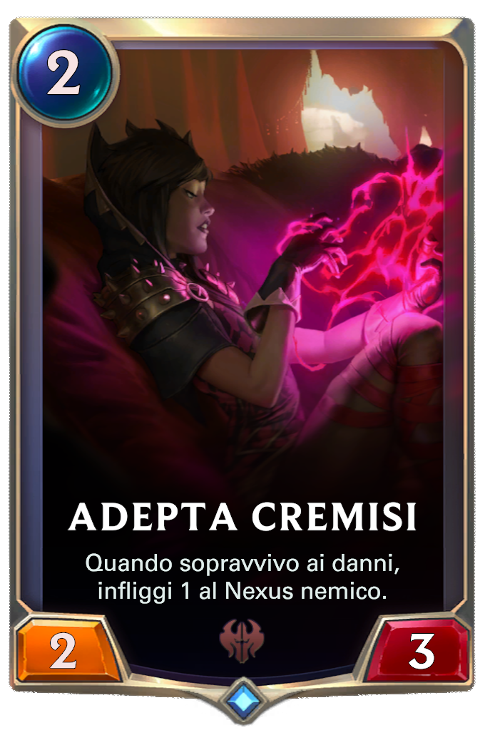 Adepta Cremisi