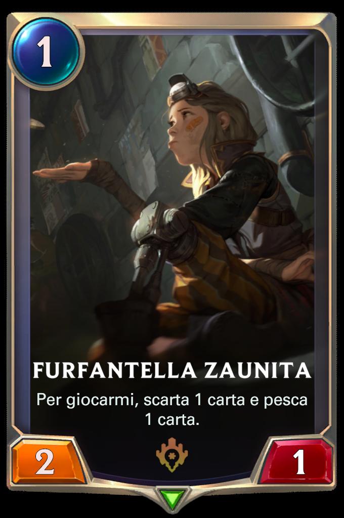Furfantella Zaunita