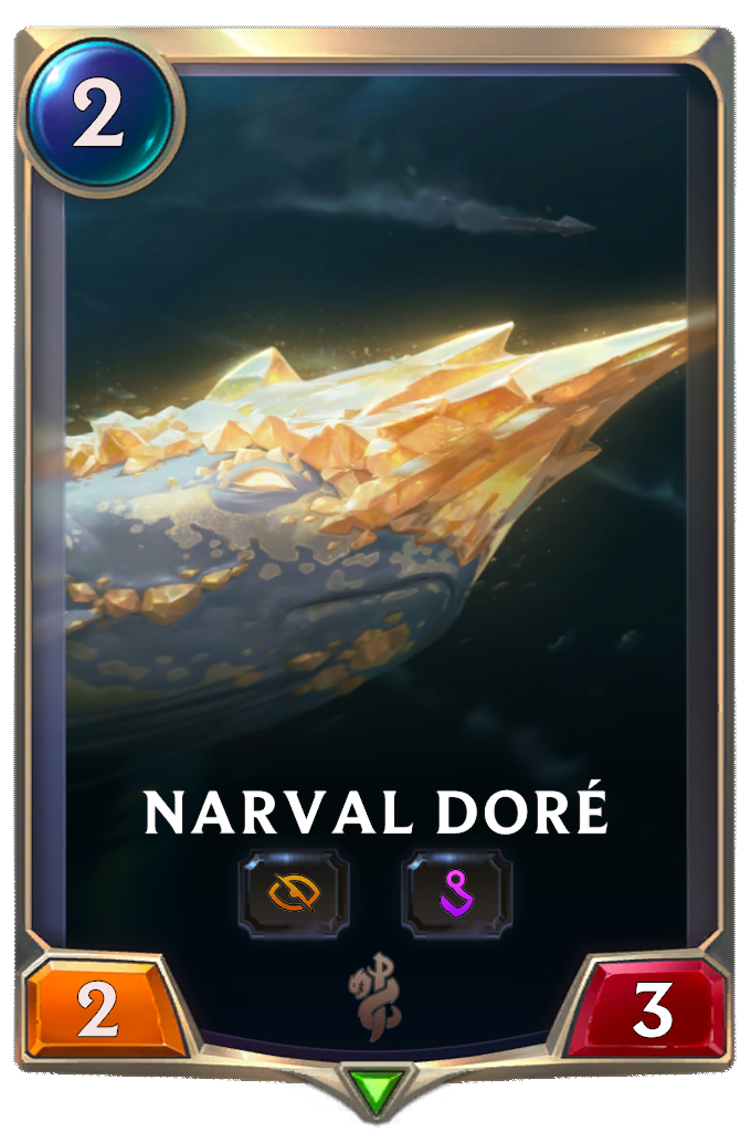 Narval doré