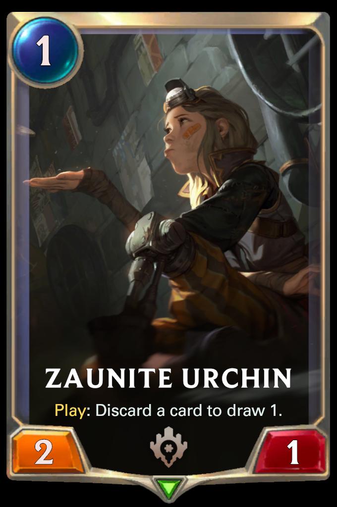 Zaunite Urchin
