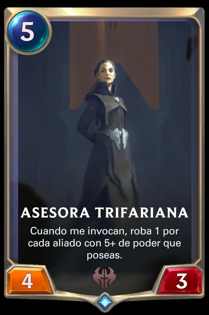 Asesora Trifariana