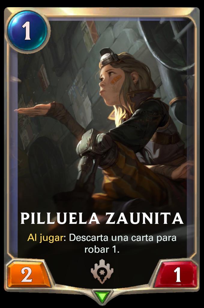 Pilluela Zaunita