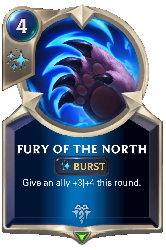 Fury of the North / Sejuani's Fury of the North