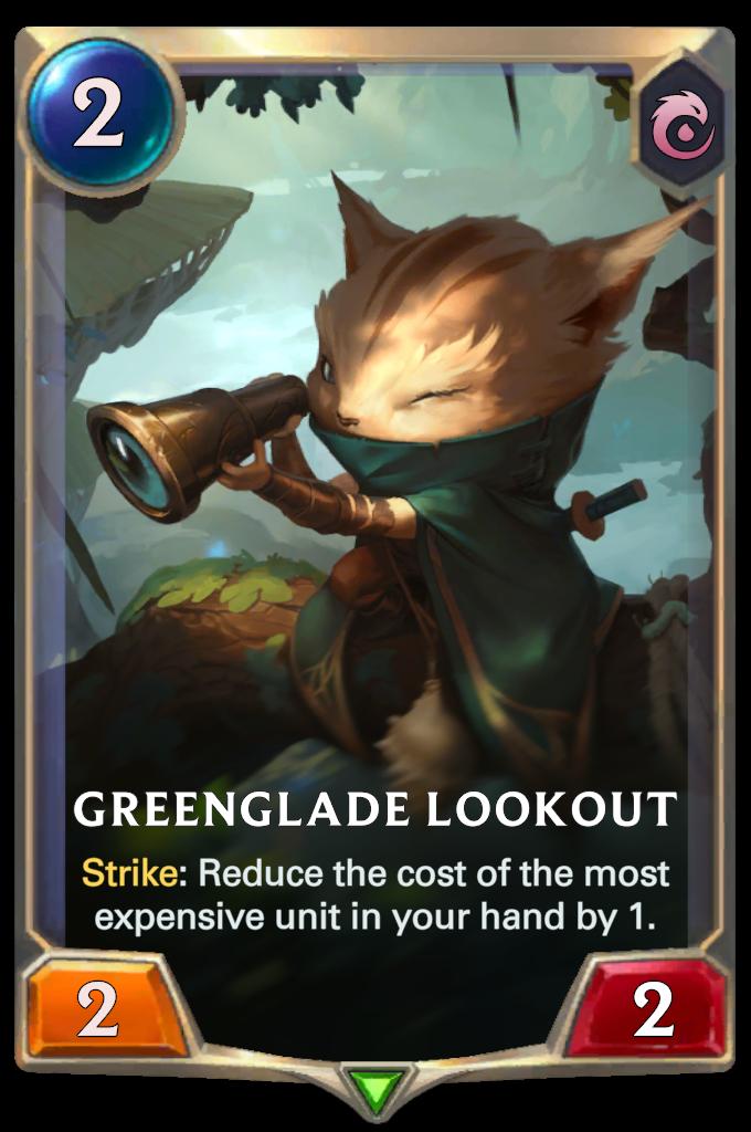 Greenglade Lookout