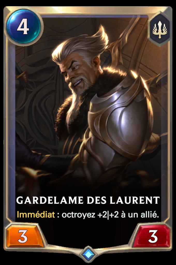 Gardelame des Laurent