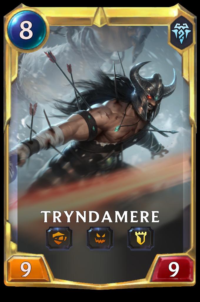 Tryndamere (niveau 2)