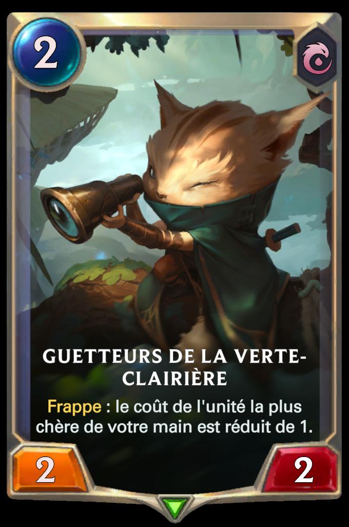 Guetteurs de la Verte-Clairière