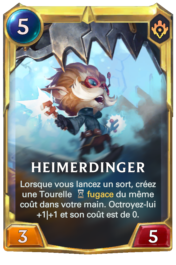 Heimerdinger (niveau 2)