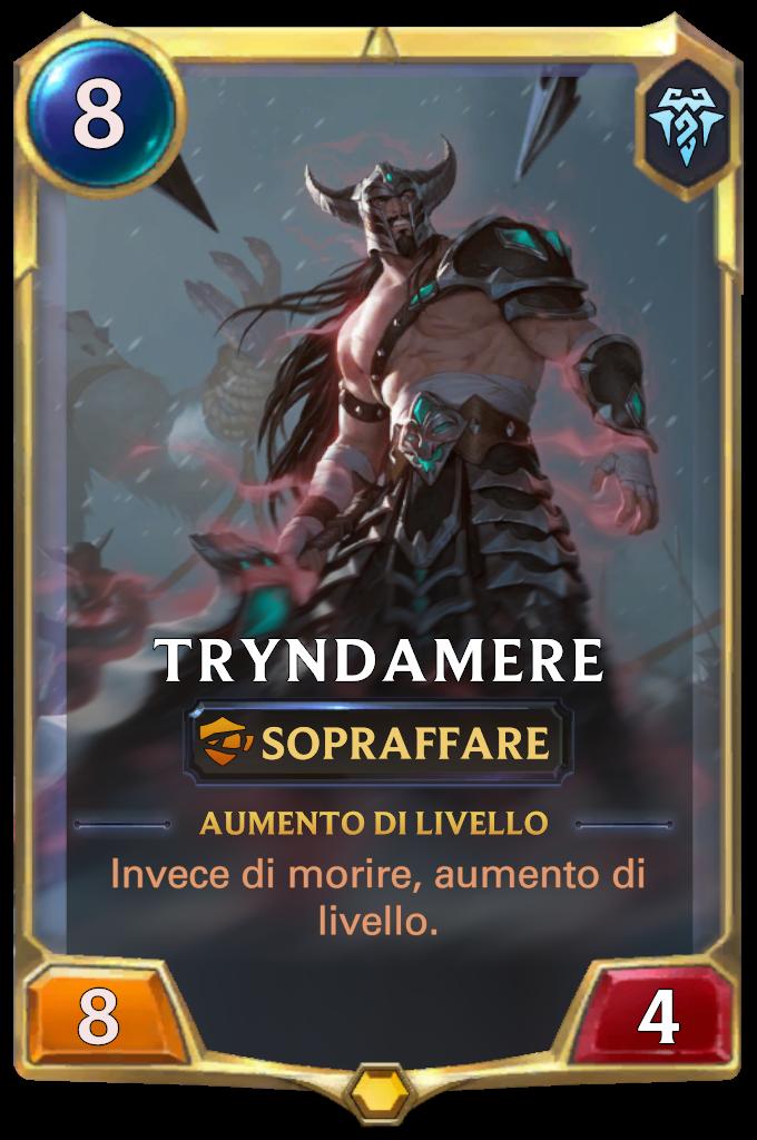 Tryndamere (livello 2)