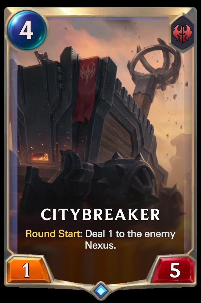 Citybreaker