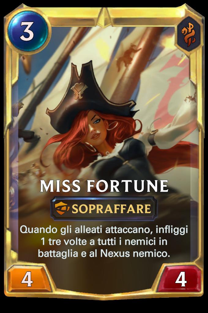 Miss Fortune (livello 2)