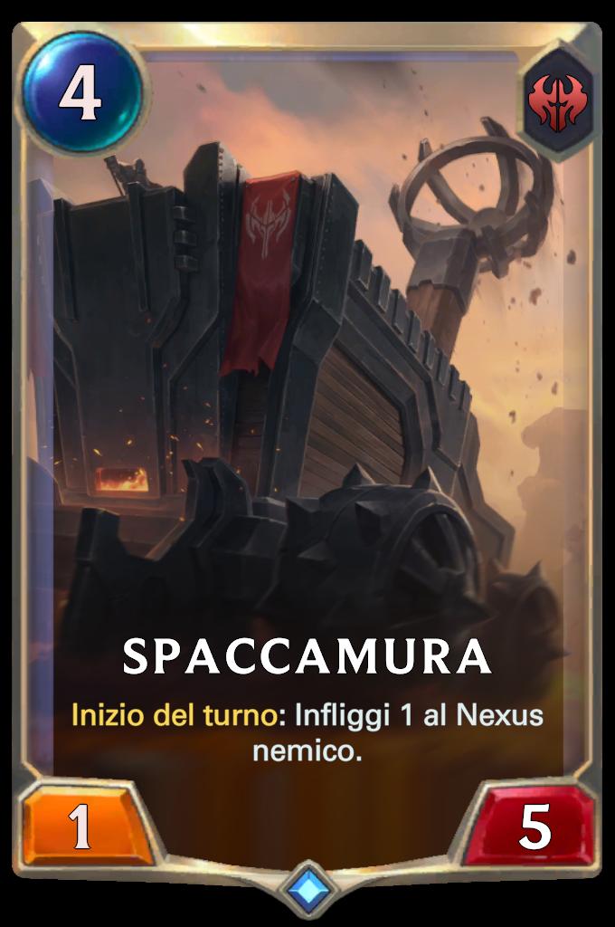 Spaccamura