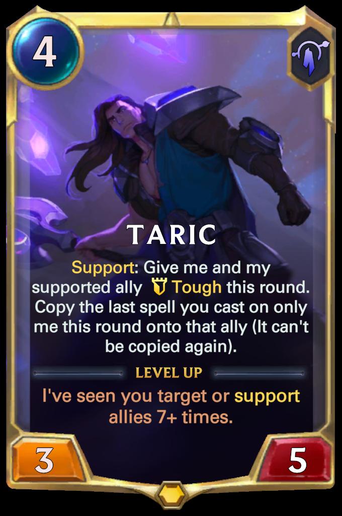 Taric (Level 1)