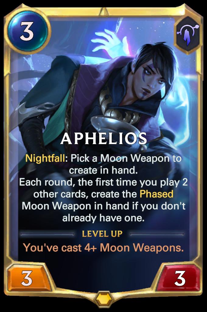Aphelios (Level 1)