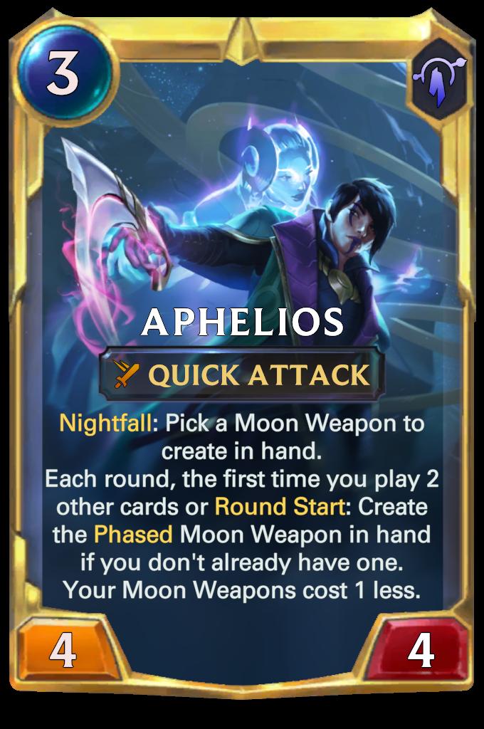 Aphelios (Level 2)