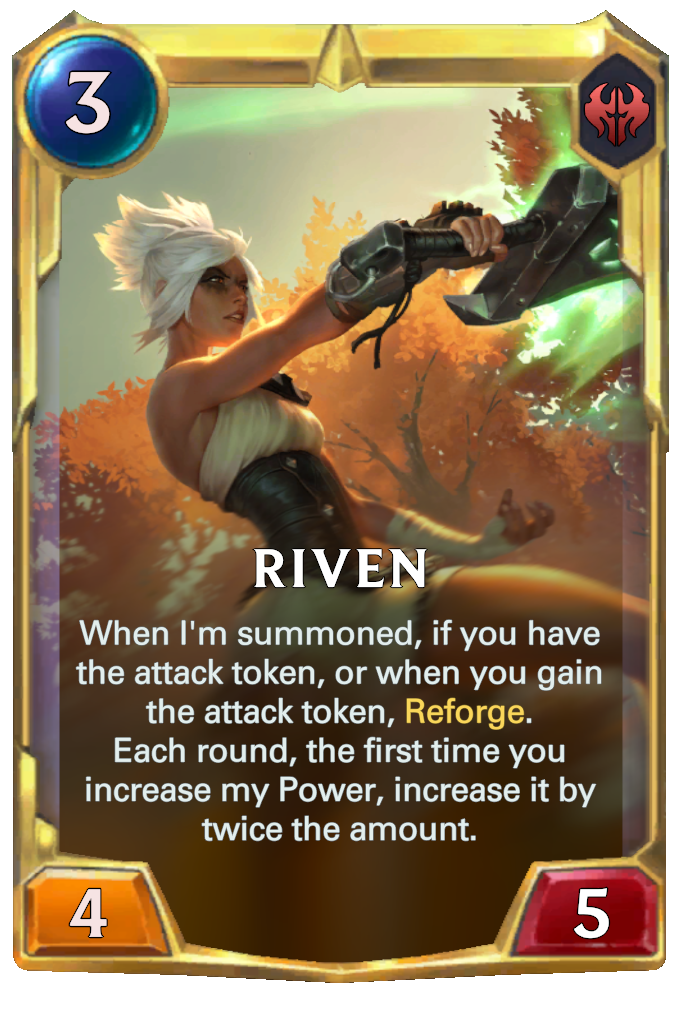 Riven (Level 2)