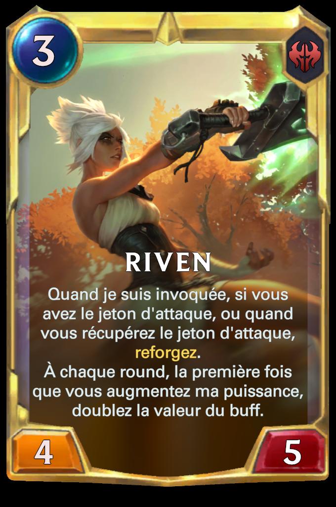 Riven (niveau 2)