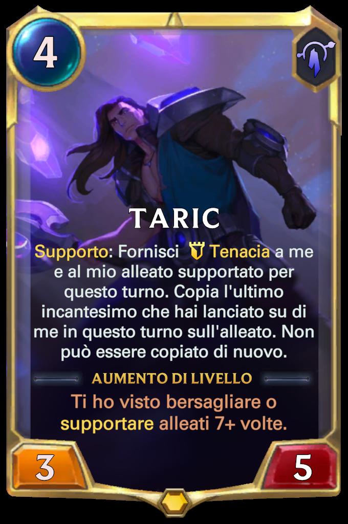 Taric (livello 1)