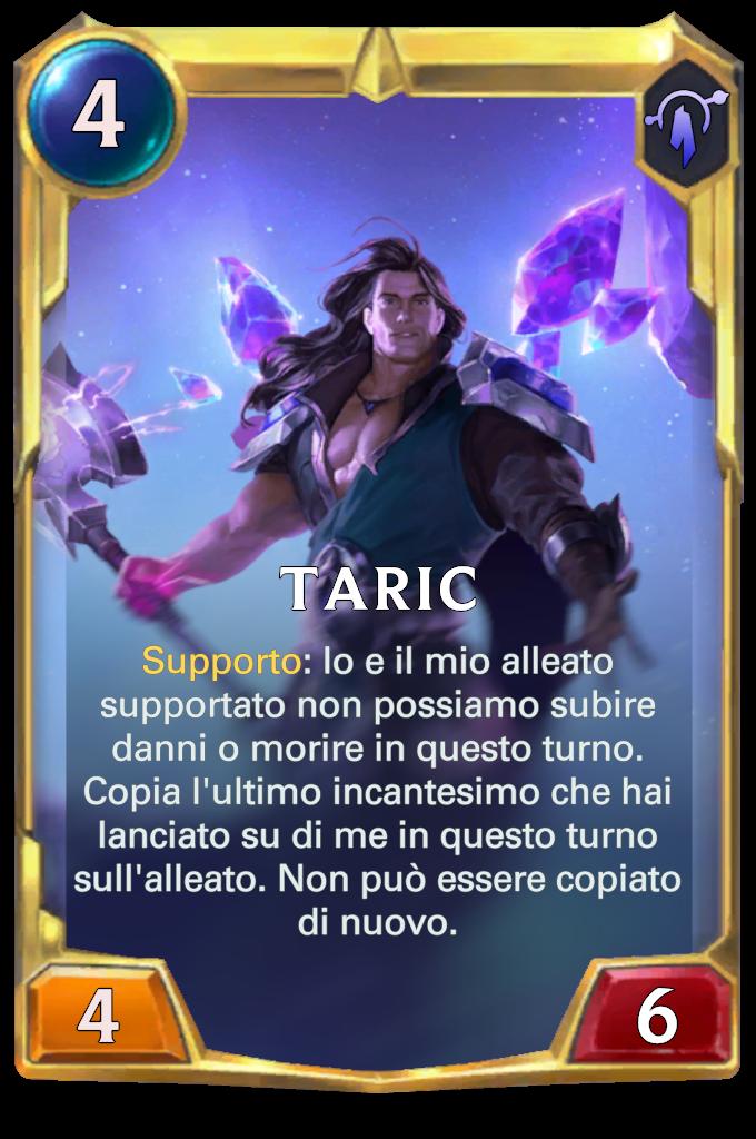 Taric (livello 2)