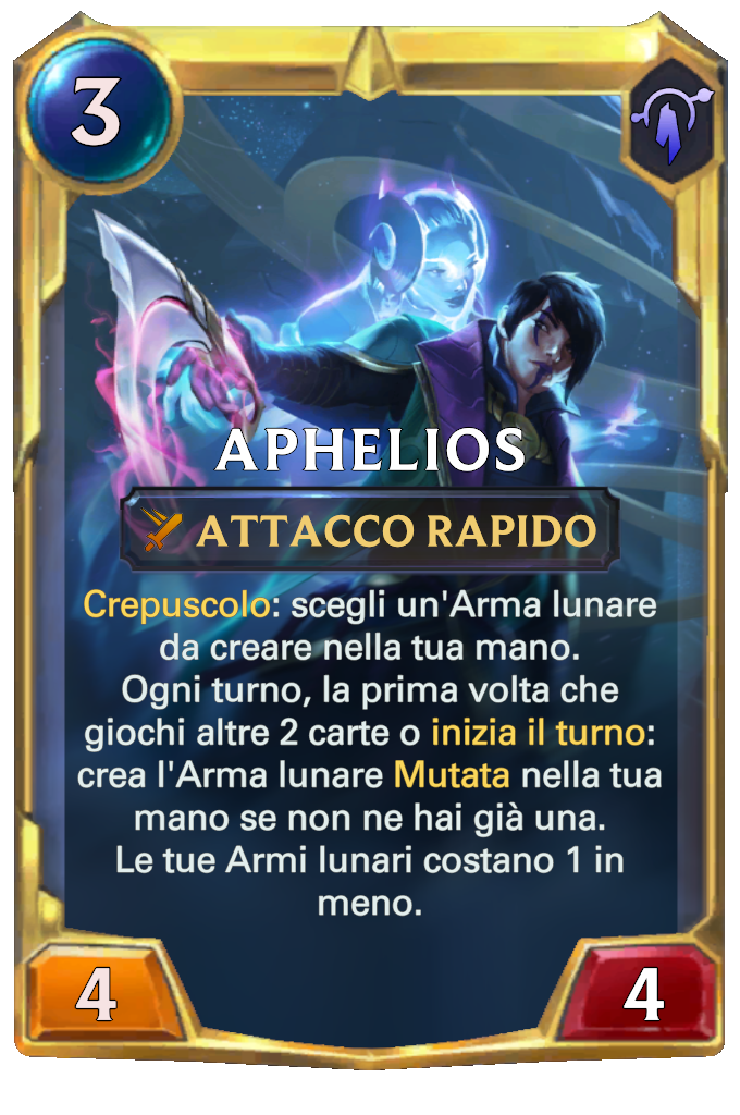 Aphelios (livello 2)