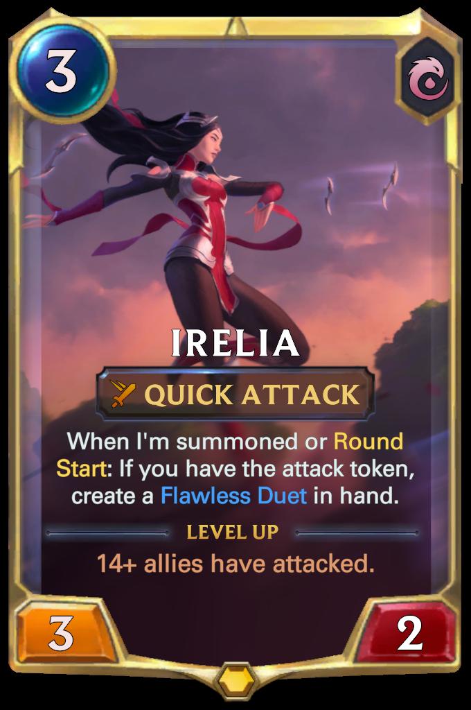 Irelia (Level 1)