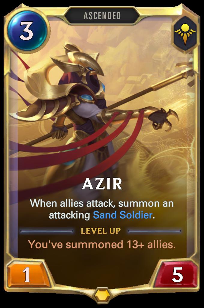 Azir (Level 1)