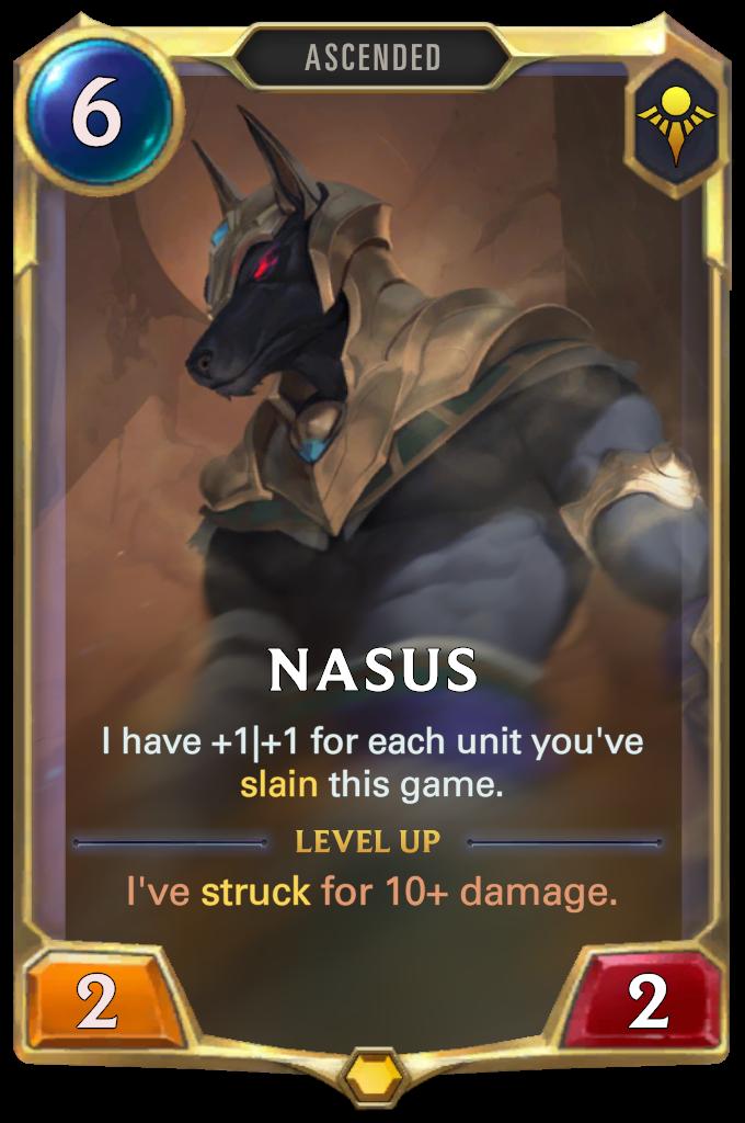 Nasus (Level 1)