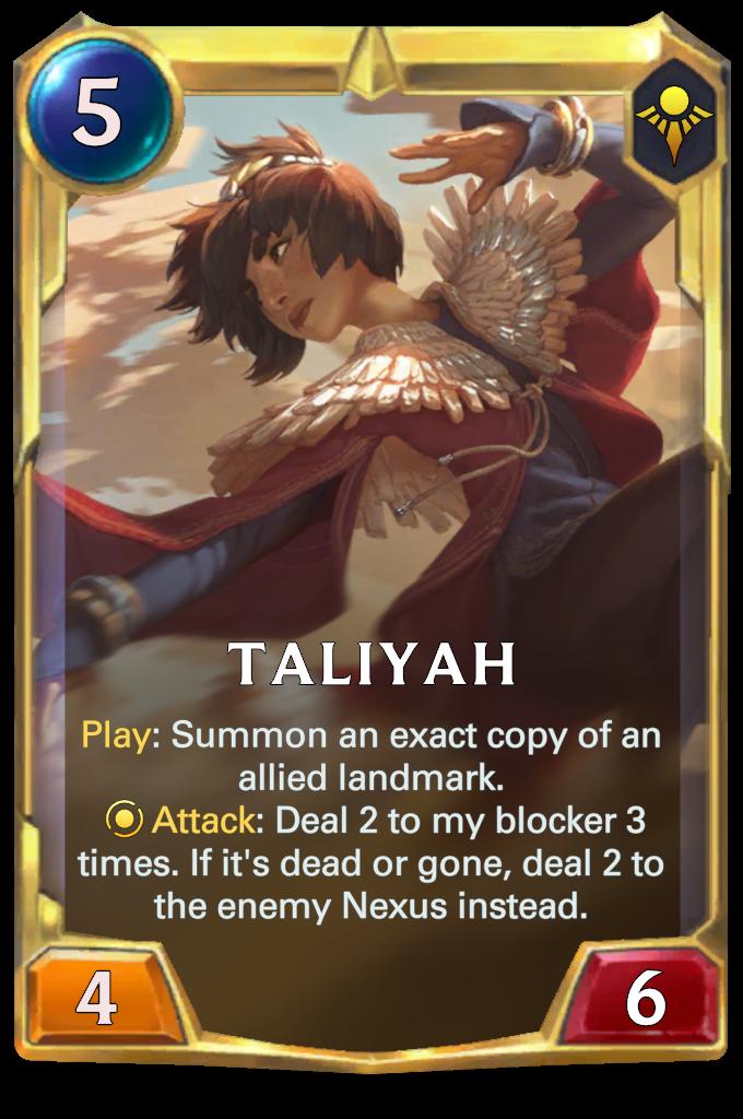 Taliyah (Level 2)