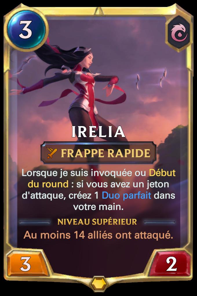 Irelia (niveau 1)