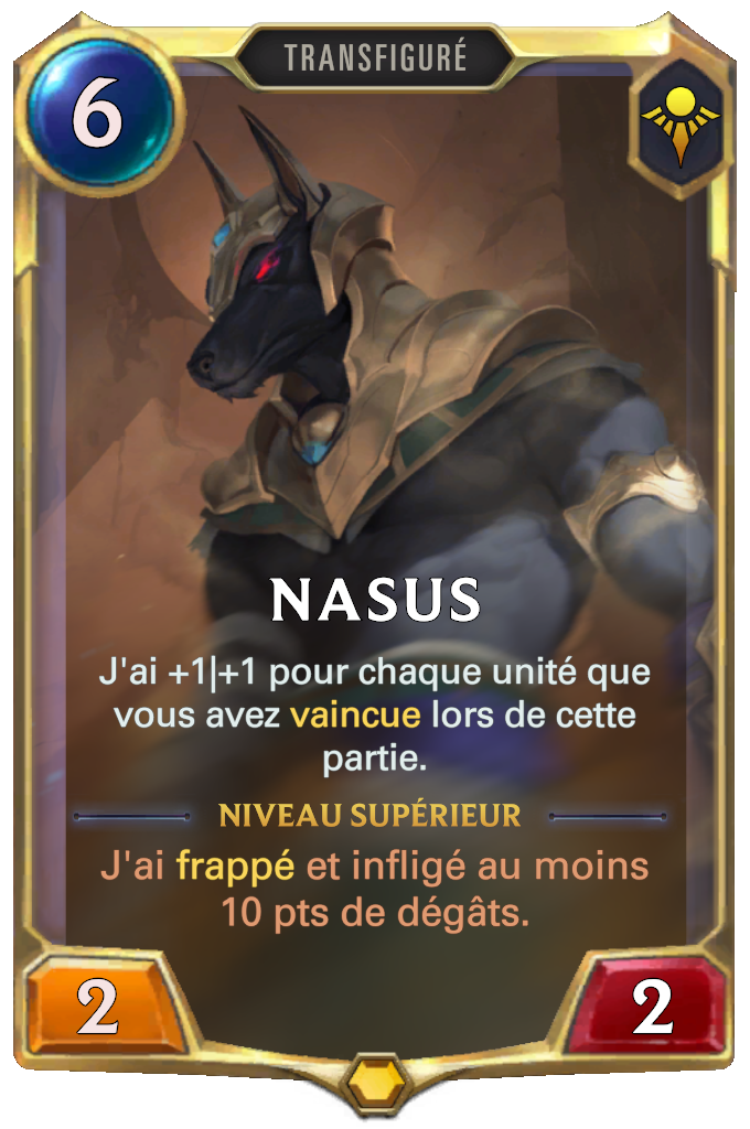 Nasus (niveau 1)