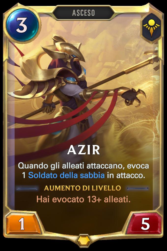 Azir (livello 1)