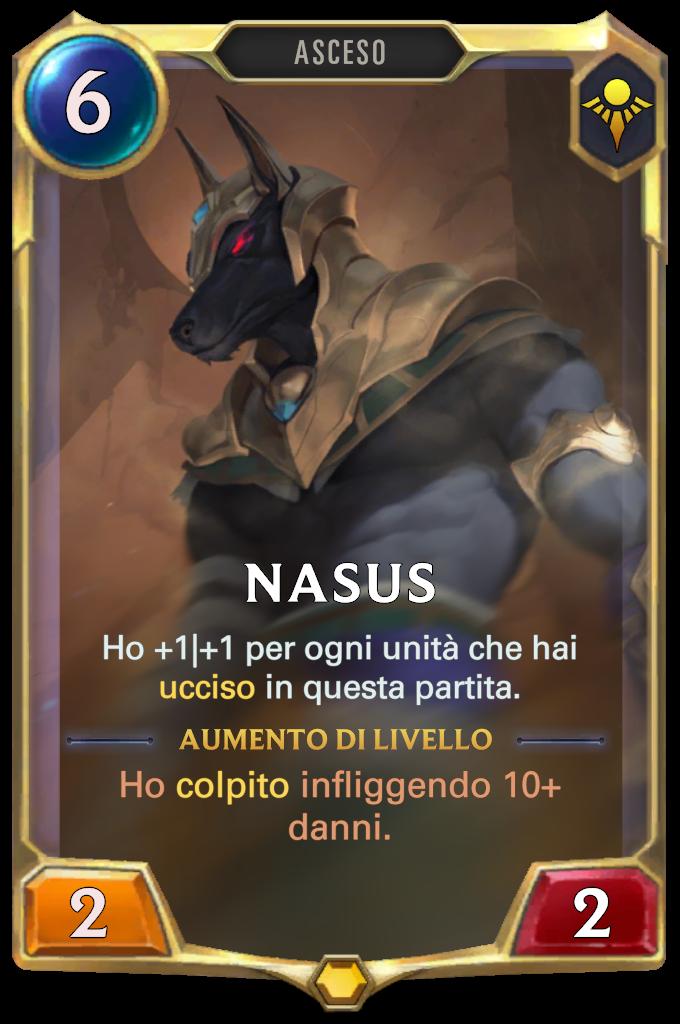 Nasus (livello 1)