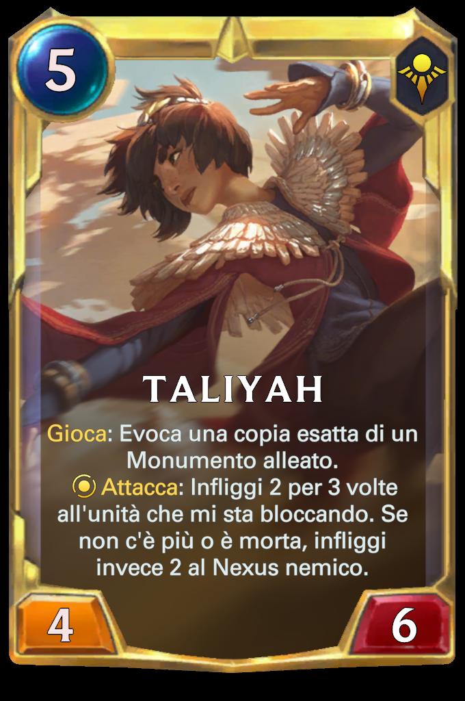 Taliyah (livello 2)