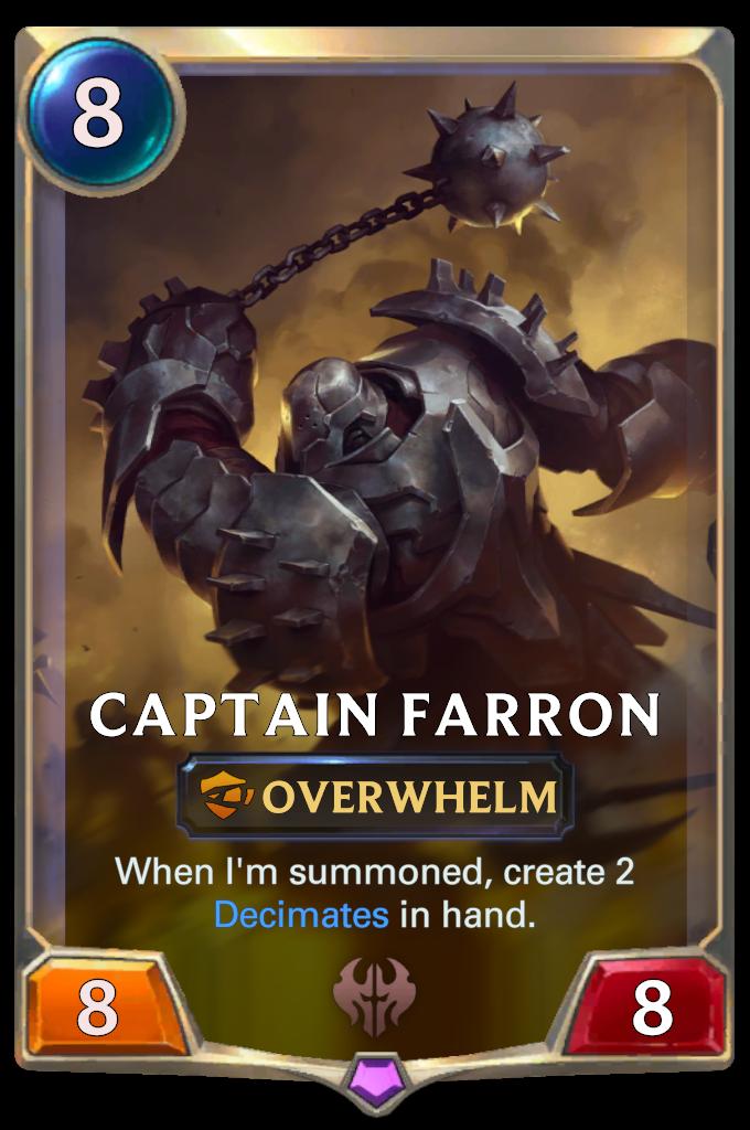 Captain Farron