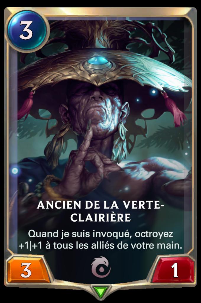 Ancien de la Verte-Clairière
