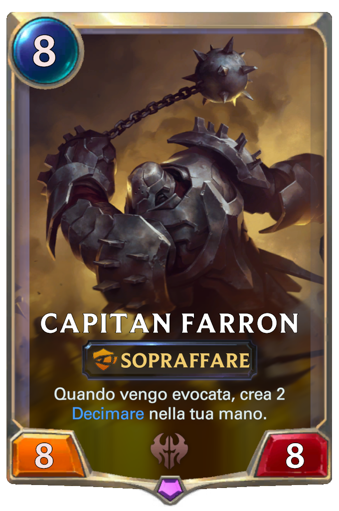 Capitan Farron