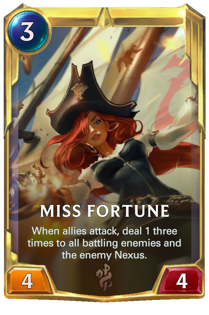 Miss Fortune (Level 2)