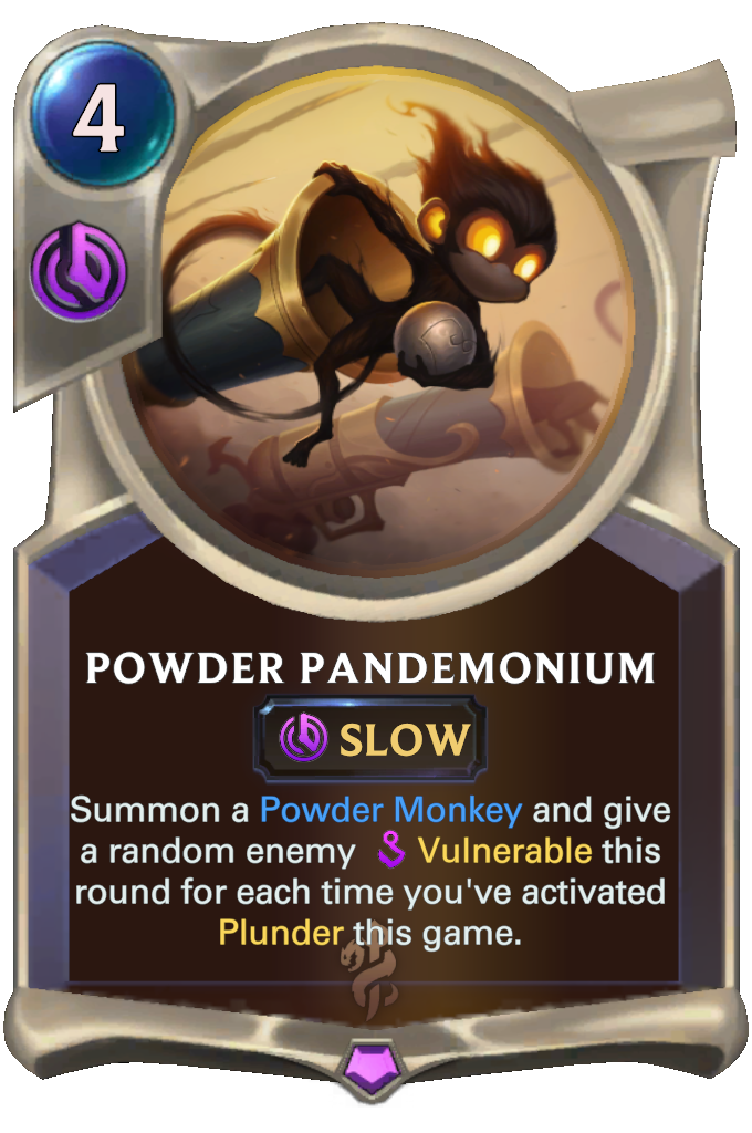 Powder Pandemonium