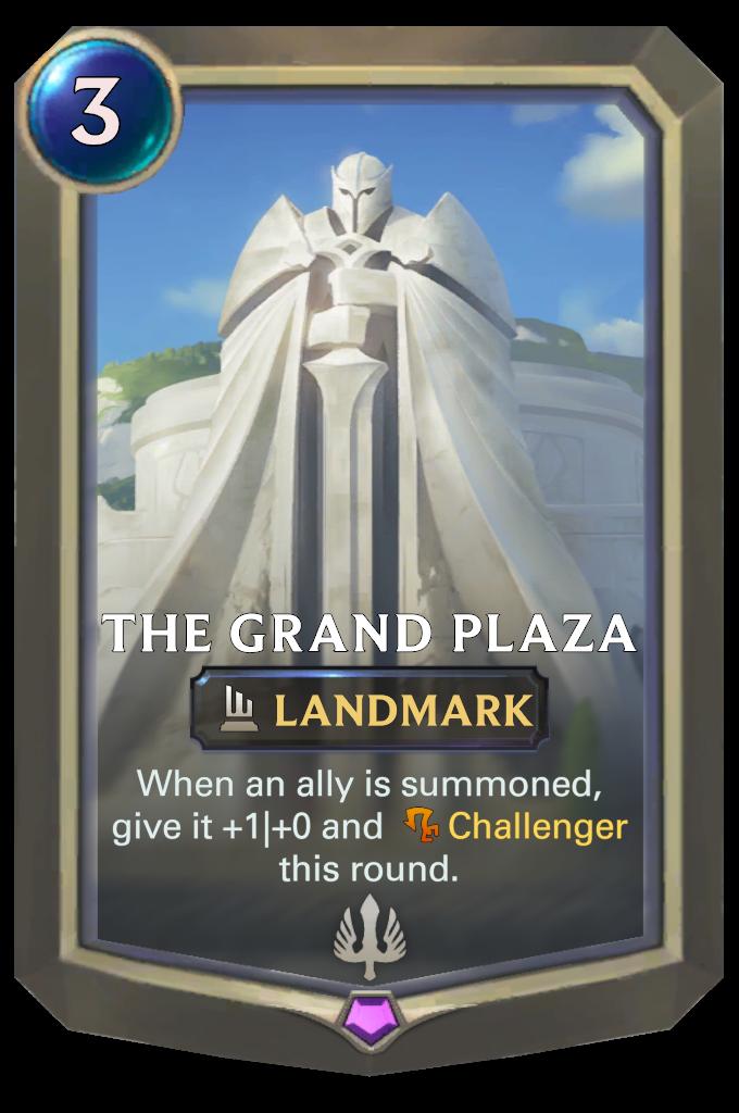 The Grand Plaza