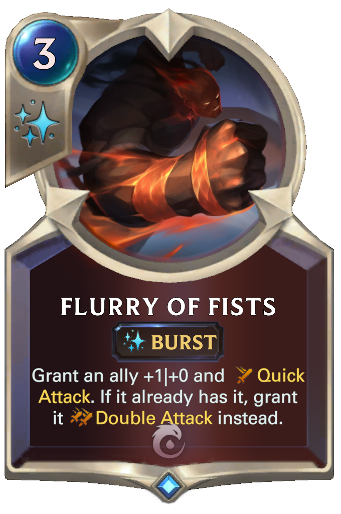 Flurry of Fists
