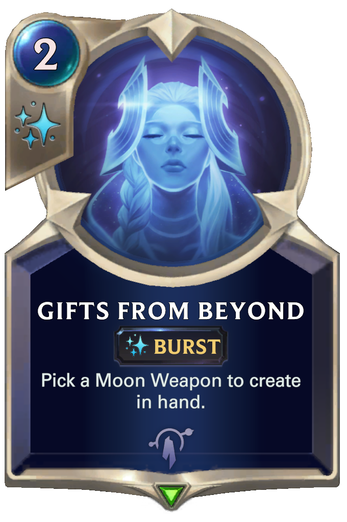 Gifts From Beyond