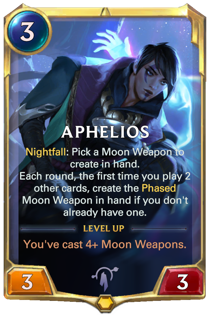 Aphelios (Level 1)