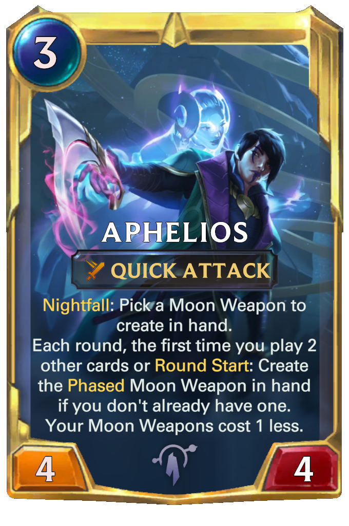 Aphelios (Level 2)